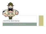 Grammar Boot Camp Review