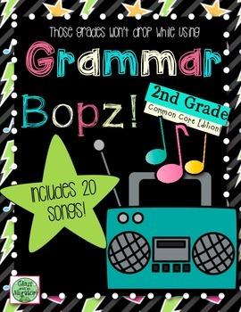 Grammar Bopz for 2nd Graders