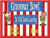Grammar Bowl Game