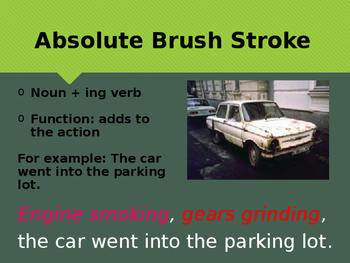 Grammar Brushstrokes