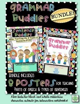 Grammar Buddies Bundle