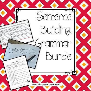 Sentence Building Grammar Bundle