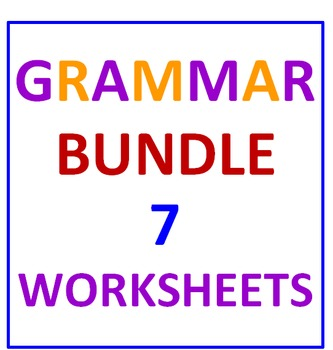Grammar Bundle
