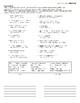 Grammar Bundle #5 (Ser and Estar)