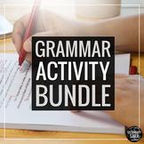 Grammar Activity Bundle: Buy Together and Save 20%!