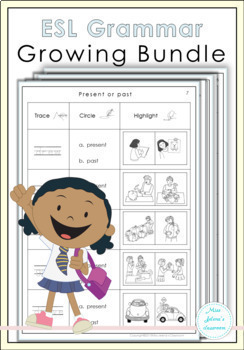 ESL Grammar Growing Bundle
