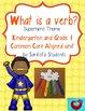 Grammar Bundle for Kindergarten and Grade 1