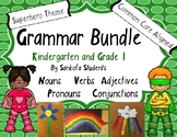 Grammar Bundle for Kindergarten and Grade 1