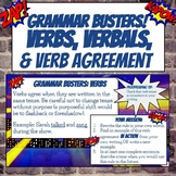 Grammar Busters Bell Ringers: Verbs, Verbals, and Verb Agreement