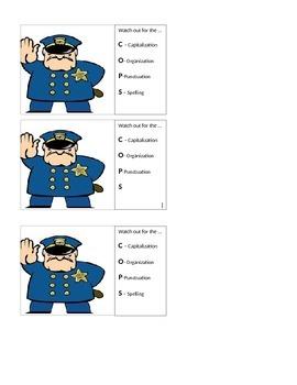Grammar COPS