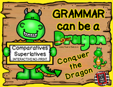 Grammar Can Be a Dragon: No-Print Interactive for Comparatives & Superlatives