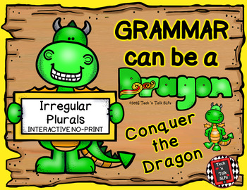 Grammar Can Be a Dragon: No-Print Interactive for Irregula