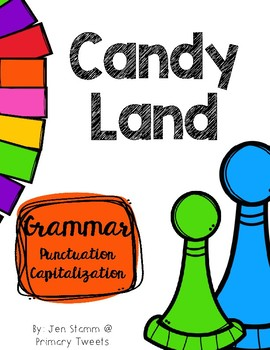 Grammar Candy Land