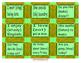 Grammar Card Games Pack 9 Game Bundle