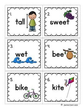 Adjectives: Grammar Centers and Activities