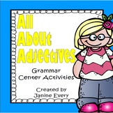Adjectives: Grammar Centers and Activities