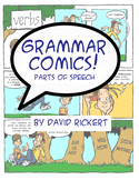 Grammar Comics Cover
