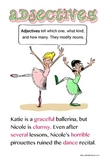 Parts of Speech Posters: Grammar Comics