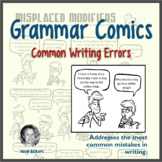 Sentence Problems (Common Writing Mistakes): Grammar Comics
