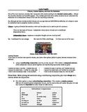 Grammar--Comma Splice/Run-On Sentences (w/ Naughty Notes a