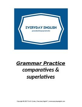 Grammar (Comparatives & Superlatives)