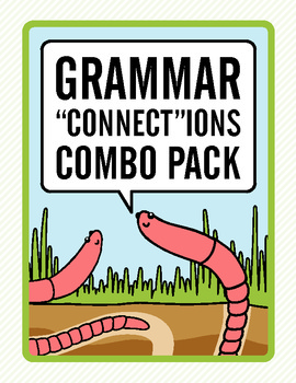 "Grammar ""Connect""ions Combo Pack"