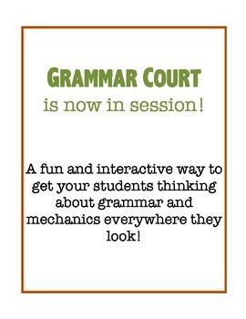 Grammar Court