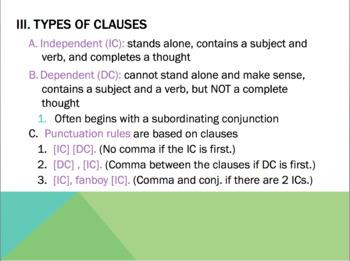 Grammar Crash Course PPT