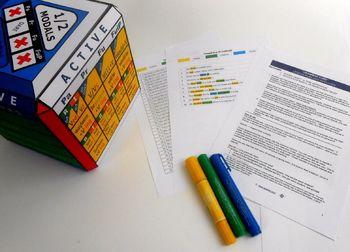 Grammar Cube