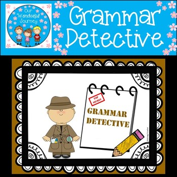 Grammar Detective