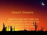 Grammar Detective - In My Dreams
