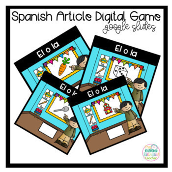 Grammar Digital Games Bundle in Spanish