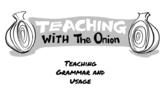 Grammar Bell Ringers Using Parody Writing