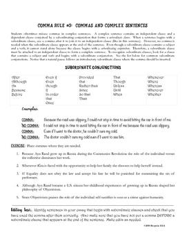 Grammar Editing Mini-lessons for Essay Writing