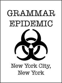 Grammar Epidemic Starter Kit - Revise and Edit Practice
