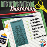 Grammar Interactive Notebook: Activities for Middle and Hi