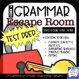 Grammar Escape Room #2