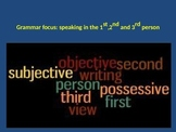 Grammar Essentials : Pronouns (basic)