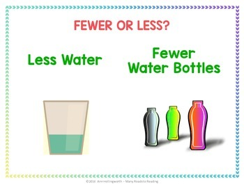 Grammar and Usage: Fewer or Less?