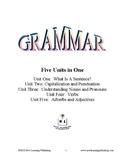 Grammar: Five Units in One