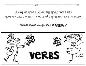 Grammar Flap Books