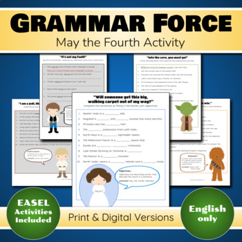 Grammar Force