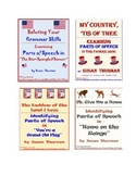 Grammar Practice: Parts of Speech Bundle of Patriotic Songs (8 P., Ans. Key, $5)
