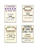 Grammar Practice and Vocabulary Practice: Animal Idioms Wo