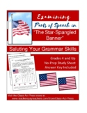 "Grammar Worksheets: Fun with Parts of Speech in ""The Star-Spangled Banner"""