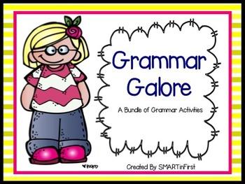 Grammar Galore: A Grammar Bundle