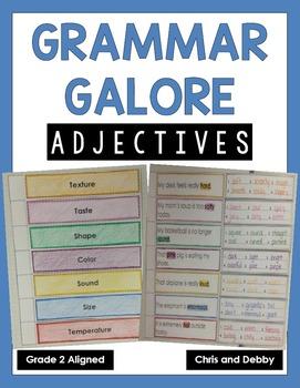 Adjectives Interactive Grammar Practice
