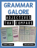 Adjectives that Compare Interactive Grammar Practice