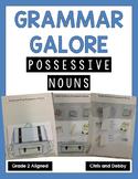 Possessive Nouns Interactive Grammar Practice