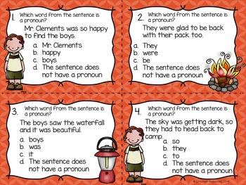Noun Game- Common, Proper, Abstract, Plural, Pronouns